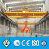 Grab elétrico Bucket Crane Used para Workshop