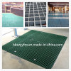 FRP Skidproof Gritted Grating per Factory Floor