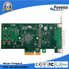 고품질 Pcie 광섬유 근거리 통신망 카드 서버 근거리 통신망 카드