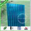 Il policarbonato decorativo di plastica Bendable della scheda del Bayer riveste lo strato del tetto di luce solare