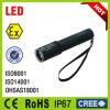 IP67 재충전용 휴대용 폭발 방지 소형 LED 토치 빛