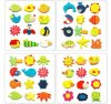 3D Tourist Souvenir Fruit Soft Rubber Silicone Customized Highquality Fridge Magnet