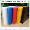 Tarjeta colorida de la espuma del PVC de la tarjeta del PVC