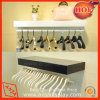 Hölzerne Bildschirmanzeige-Wand-Zahnstangen-Bildschirmanzeige-Aufhängungen für Kleidung