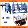 ISO, Ce, certificação do GV com a máquina de soldadura hidráulica do HDPE (90-355mm)