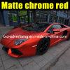 Nuovo Style 1.52X20m Auto Film Auto Body Wrap Chrome Matte Vinyl Wrap