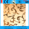 3-6mm Am-84 Decorative Acid Etched Frosted Art Architectural Glass