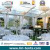 Barracas transparentes luxuosas para o banquete de casamento, famoso transparente para o banquete de casamento
