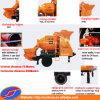 Carro del mezclador concreto con precios en el surtidor