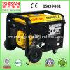 gerador portátil da gasolina do poder 2-7kw
