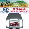 2011 Speler van de Auto Elantra DVD van Hyundai de Nieuwe (8 Duim)