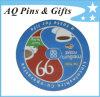 De harde Golfbal Marker van Cloisonne Metal als Souvenir (golf-07)