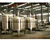 Réacteur de mélange en acier inoxydable
