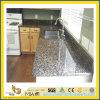 Partie supérieure du comptoir rouge de granit de peau Polished de tigre pour la cuisine/salle de bains (YQC)