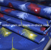 カーテンまたは寝具のためのデジタル印刷のジャージー青いファブリック