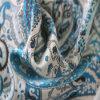 Ткань 100% пятна печатание Silk в штоке
