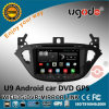 Opel Corsa WiFi 3G Miror Link를 위한 GPS를 가진 인조 인간 4.4 Ugode Quad Core Car DVD Player