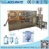 Машина автоматической минеральной вода бутылки галлона 20 Liter/5 разливая по бутылкам