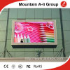 P16 Full Color Outdoor DEL Video Sign pour Advertizing