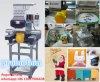 Single de alta velocidad Head Embroidery Machine para Cap Embroidery