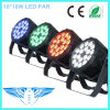 18*10W Waterproof RGBW 4 in-1 LED PAR Stage Light