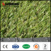 庭の装飾の緑の自然で総合的な人工的な草ヤーン