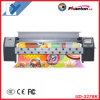 Cores solventes) da impressora da bandeira do cabo flexível do Phaeton Ud-3278k 3.2m (8 cabeça de seiko 510/50pl, 4 ou 8