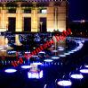 la fontana subacquea degli indicatori luminosi dell'acciaio inossidabile di 9W LED illumina la lampada impermeabile di indicatori luminosi di musica degli indicatori luminosi esterni subacquei del raggruppamento
