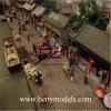 Масштабная модель делая, создатель ситуации места архитектурноакустический модельный (BM-0232)