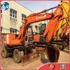 Hitachi usado Ex100-1 Wheel Excavator Hot Sale para Paquistão