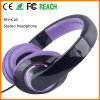 Stereo Wired Headphone met FCC Certificate Approved (relatieve vochtigheid-k16-052)