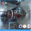 refinaria de petróleo comestível do farelo de arroz 5t/D