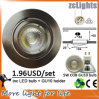 Bon éclairage LED 5W Downlight Wholesale&#160 d'ÉPI des prix vers le bas ; (DL-GU10 5W)