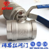 Scs13A 2PC koreanischer Typ Kugelventil