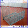 Steel pieghevole Wire Mesh Containers per Warehouse
