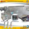 De automatische Machine van de Fles van het Glas van de Melk Kringloop Schone