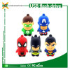 New Cartoon Warriors Modelo USB 2.0 Flash Memory Stick Pendrive