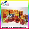 Un sac lustré d'art de côté d'impression offset enduite de papier