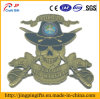 Nós Sword Skull Hunter Metal Emblem Badge com Pin de Safety