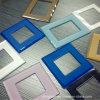 Ausgeglichenes Printed Glass Wall Switch Plates mit 3mm, 4mm, 5mm