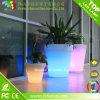 RGB cambio del color del pote de flor LED