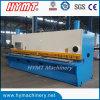 Máquina hidráulica del esquileo de la guillotina QC11Y-12X6000
