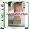 Деревянный постамент индикации кубика для магазина ботинка одеяния способа