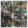 Estatuas religiosas de la familia de la natividad de la resina de la alta calidad de encargo de la fábrica, estatuas religiosas católicas de la natividad de la resina (IO-ca_samples)