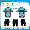 Honorapparel Custom Sublimation Elastic Qick Dry Cycling Suit per Unisex