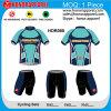 Unisex를 위한 Honorapparel Custom Sublimation Elastic Qick Dry Cycling Suit