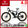 Fat vert Tire Mountain Bike de Power Electric Assisted avec Lithium Battery