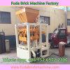 Qt4-24bのブロックの煉瓦機械、機械、セメントのペーバー機械を作るCabro