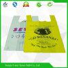 Le logo a imprimé les sacs biodégradables de T-shirt de sac en plastique de gilet