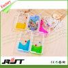 Caja líquida del teléfono celular de la PC de la arena del surtidor de China para el iPhone (RJT-A010)